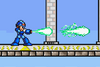 SSF Mega Man X side attack