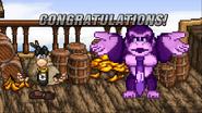 SSF2 - All-Star mode - Donkey Kong