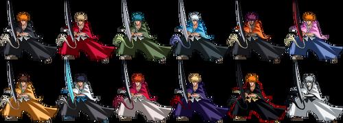 SSF2 Ichigo Costumes