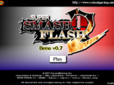 Super Smash Flash 2 Demo/Version 0.7