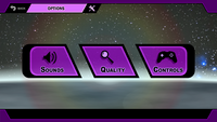 Options mode