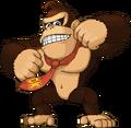 SSF2 Donkey Kong