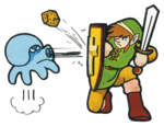 Link Shield Origin