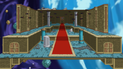 SSF2 Chaos Shrine