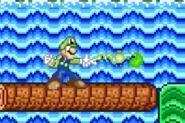 SSF Luigi standard attack