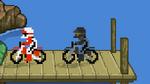 Mach Rider x Excitebike