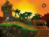 Jungle Hijinx