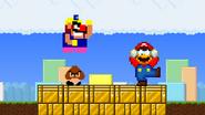 Super Wario Bros.