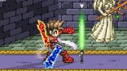 Beam Sword in SSF2