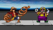 Luffy taunt