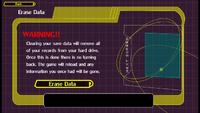SSF - Erase data