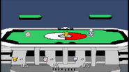 Pokémon Stadium in the game