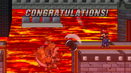 SSF2 - All-Star mode - Mario