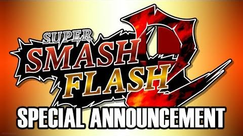 Super Smash Flash 2 Beta special announcement video
