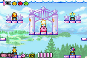 Kirby Hub Room Origin