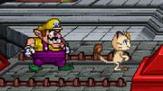 Meowth in SSF2