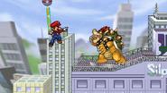 Mario vs Koopa