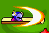 SSF Meta Knight side attack