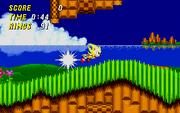 Super Sonic origin
