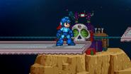 New Design - Mega Man