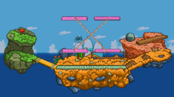SSF2 Yoshi's Island