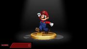 Classic Mario Trophy
