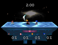 Super Smash Flash 2 v0.3a GP