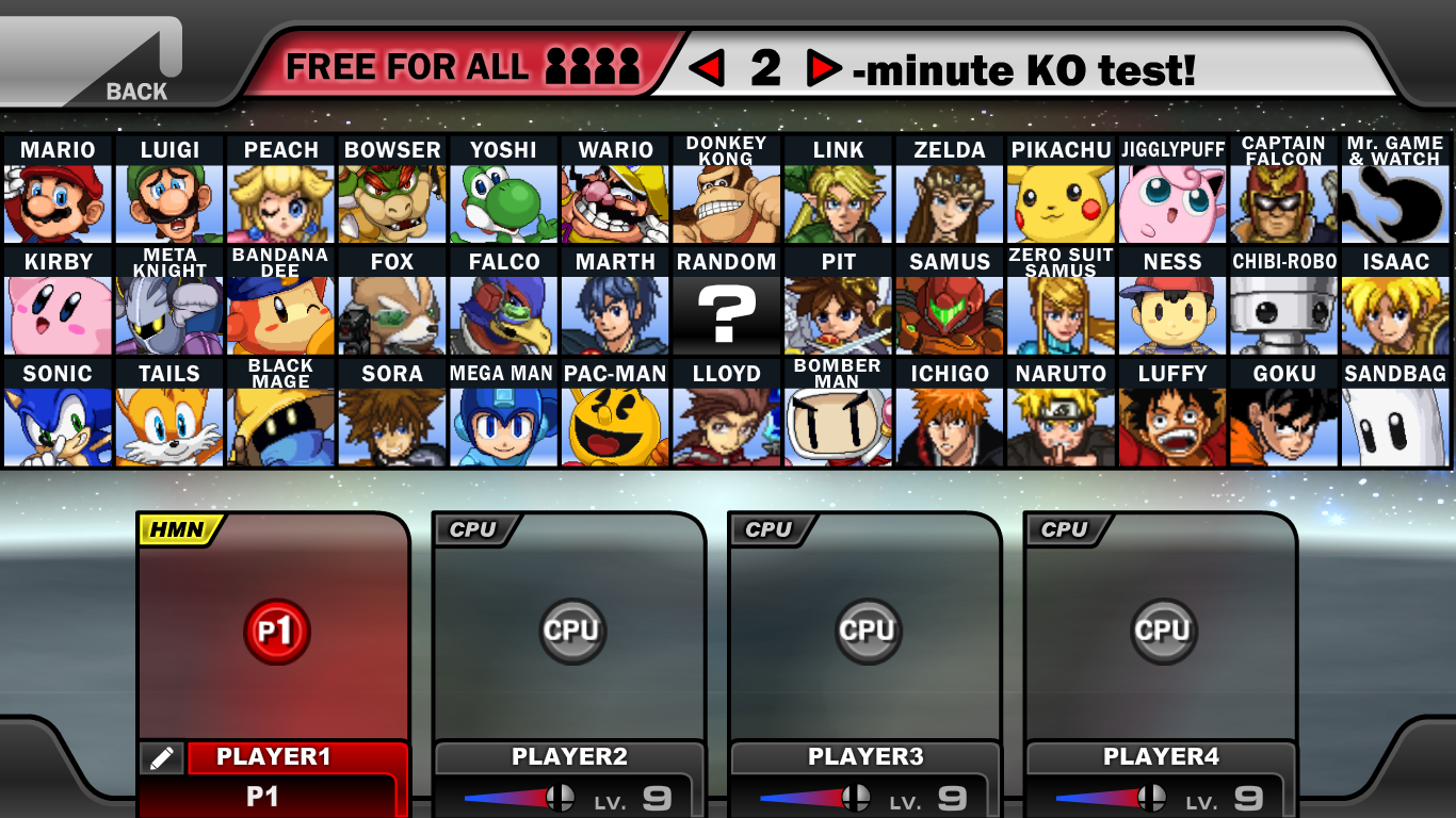 Character Selection Screen Mcleodgaming Wiki Fandom