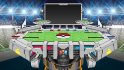 SSF2 Pokémon Colosseum