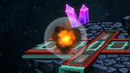 Samus Bomb Beta Explosion