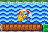 SSF Super Sonic up attack