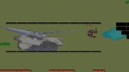 Landmaster attack