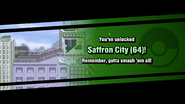 Notice - Saffron City
