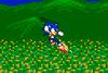 SSF Sonic down aerial