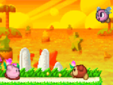Unnamed Kirby level