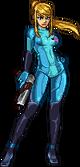 SSF2 Zero Suit Samus