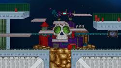 SSF2 Skull Fortress