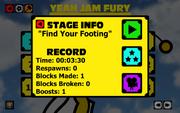 YJF Unused Info Screen