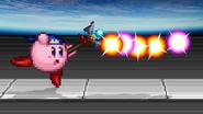 Kirby - Beam Whip from Bandana Dee