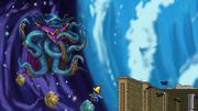 Kraken cameo
