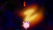 Throwing a firework