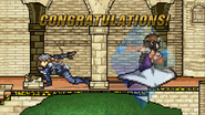 SSF2 - Classic mode - Zelda Sheik
