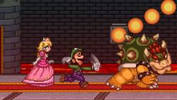 Luigi Takes Charge!