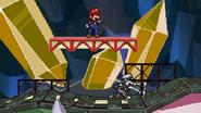 Mario vs. Metal Mario
