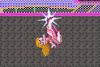 SSF Zelda up attack