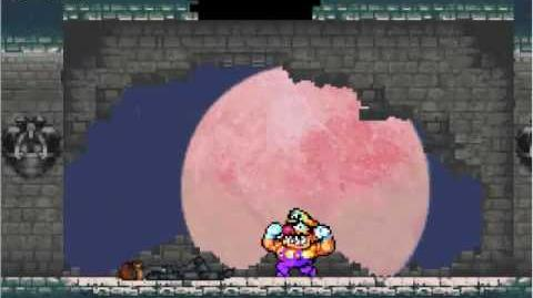 Super Smash Flash 2 Cutscene Wario & Snake Team Up