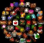 SSF2 Food