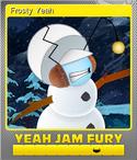 Card - Frosty Yeah (Foil)