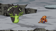 Zygarde in SSF2