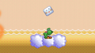Yoshi and the Hint Block